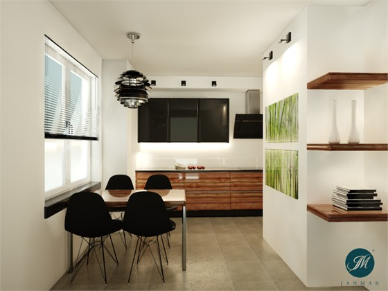 Projekty Wnętrz Kuchnia Slim Sl2